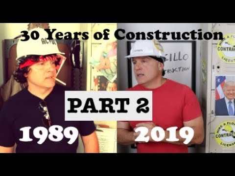 30 Years of Construction Part 2 | The Construction Comic | Carmen Ciricillo