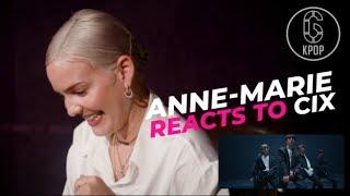 ANNE-MARIE REACTS TO CIX (앤마리, 씨아이엑스)   6Cast