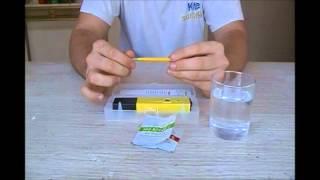 Medidor de pH Digital(Medidor de pH digital, exelente para uso em aquarismo, lagos, piscinas e outras aplicações. Calibração do medidor: ..., 2013-01-22T21:53:41.000Z)