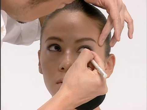 ヘアメイクアップアーティストKOSHINO ポイントテクニック解説 Eye Make,up.mp4