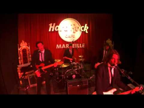 Triembach - Believed @ Hard Rock Café Marseille