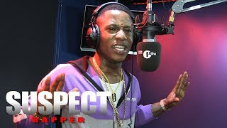 Suspect - Fire In The Booth