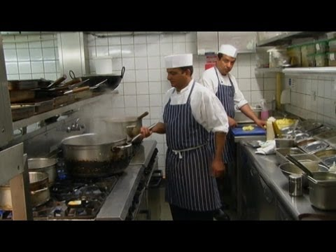 A Shortage of Chefs for Britain
