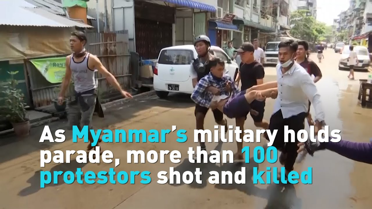 At Least 114 People Killed In Myanmar As Violence Continues To ...