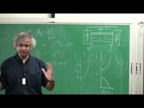 Nano-EP Lecture 2: Spin Transistor and Beyond
