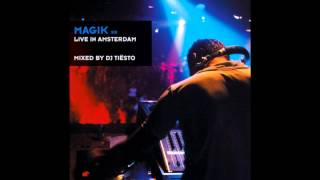 Tiesto - Magik Six - Live in Amsterdam / Sunburst - Eyeball (John Johnson Remix)