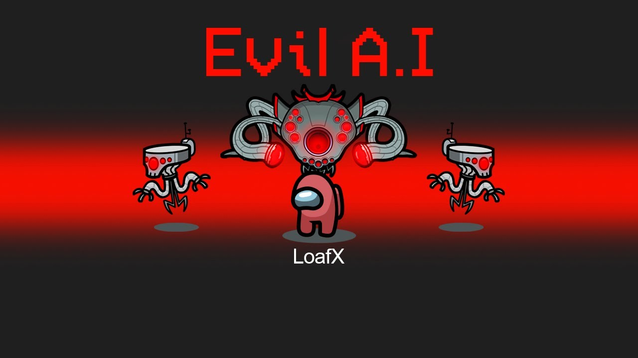 *NEW* EVIL A.I. ROLE in AMONG US!