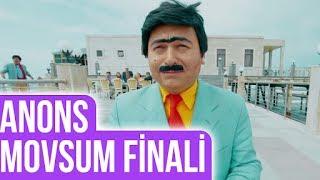 "Bozbash Pictures ANONS ""Movsum Finali"" (20.07.2017, Saat 21:15)"