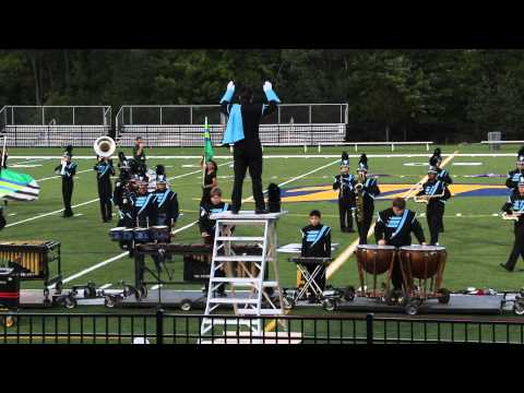 20150919 PHHS Marching Band Competition on Jefferson Township High School