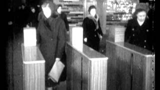 Турникеты на Крещатике (1963) и Автоматика Киевского метро (1979)(, 2014-11-10T11:47:47.000Z)