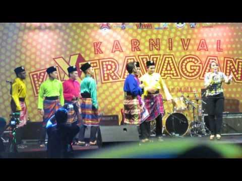 Amelina - Memori Daun Pisang   Karnival KLXtravaganza
