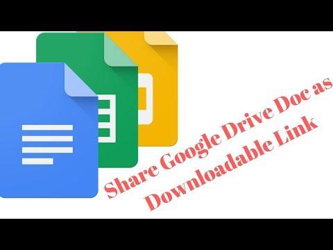downloadable link google drive