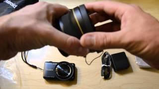 Sony Cyber-shot DSC-WX80 camera kit from HDHAT