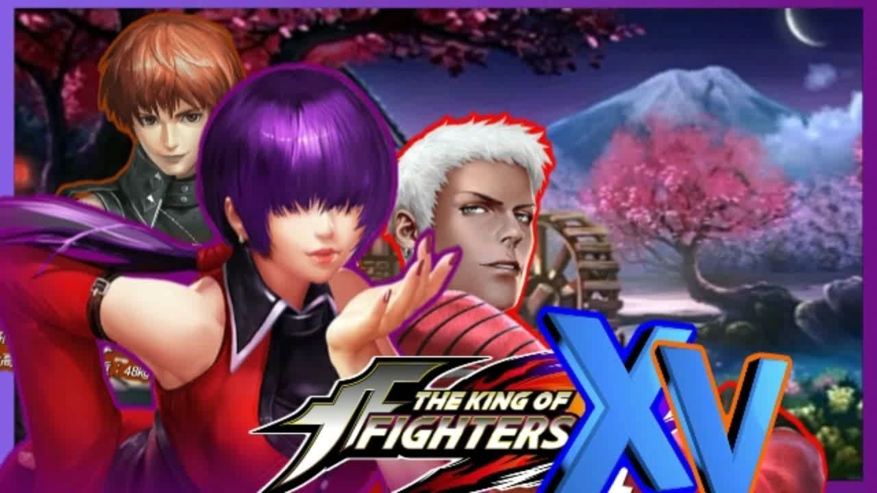 Image result for kof xv