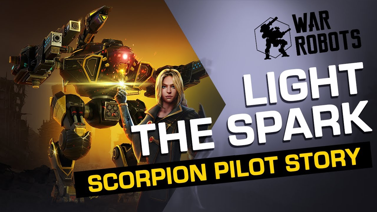 LIGHT THE SPARK! #IskrasChoice | War Robots