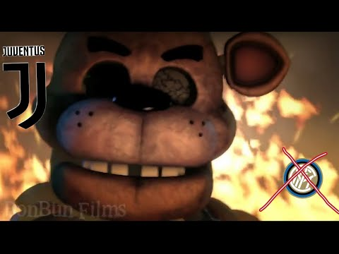Freddy incavolato canta forza Juve!!!