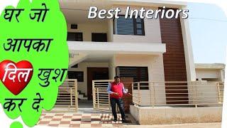Small Villa Design In India | House Designs Indian Style | Simple Indian House Design | Front Design