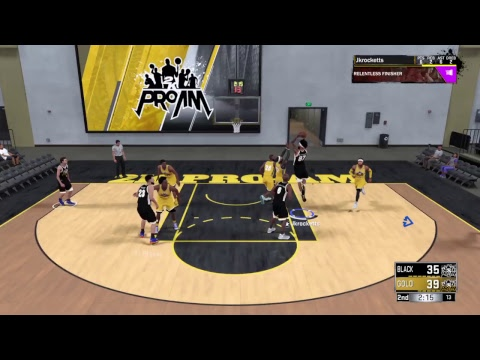 NBA 2K18 | Pro-AM STREAMING and STREAKING