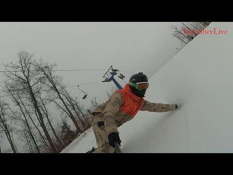Степаново. Реально лучший горнолыжный курорт в Подмосковье?