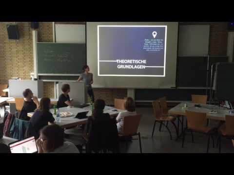 OSM Togo- Kerstin Meyer @ GIScience/disastermappers heidelberg