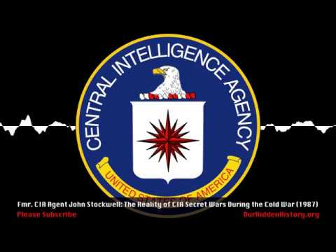 John Stockwell Speaks Out About CIA Atrocities and US Militarism (1987)