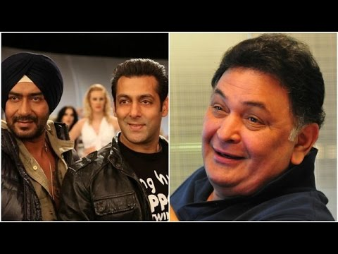 Salman & Ajay Face Friendship Crisis | Rishi Kapoor On His Dad's Affairs And More
