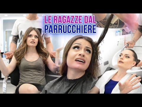 Le Ragazze dal Parrucchiere - MARYNA