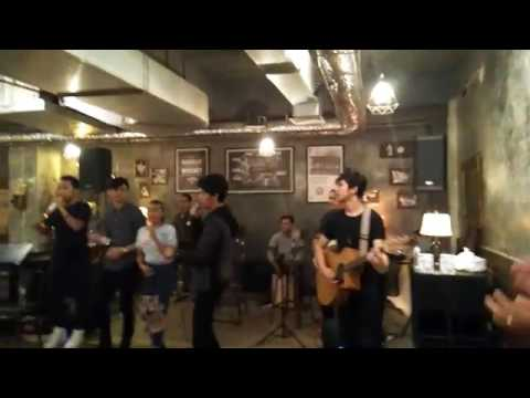 Inikah Cinta - M.E (Cover By Fadhil, Rey, Evra, Meivin)