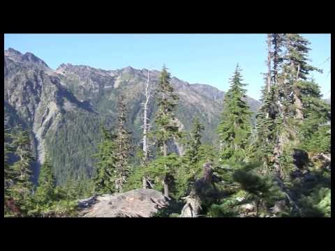 Hike to Mildred Lakes in the Olympic Mountains -- One Challenging Trail