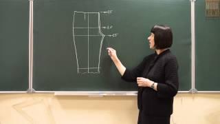 33. Передняя часть мужских брюк(В этом уроке рассказывается как конструировать правую и левую передние половинки мужских брюк на основе..., 2014-07-29T17:06:42.000Z)