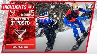 Tre medaglie azzurre nello Snowboardcross ai Mondiali
