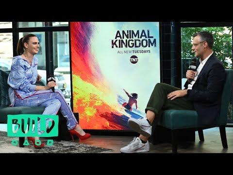 "Emily Deschanel On Her Role In TNT's ""Animal Kingdom"""