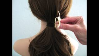 Pony Tail Hooks Accessories By Mary Online Collection 60-PTH 4-16-2013 Thumbnail