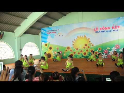 Aerobic Con heo dat - Bao Han
