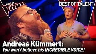 The Voice talent SHOCKS the Coaches with his INCREDIBLE VOICE
