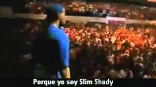 Eminem The Real Slim Shady Traducida al Espaol ( Subtitulada ) Concierto 'The Up in Smoke Tour'.wmv