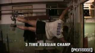 Alexey Voevoda - Tribute (armwrestling)