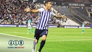 ¡¡El goleador, el goleador!! Luis Aguiar
