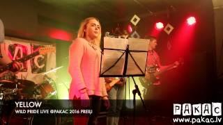 YELLOW - WILD PRIDE LIVE @PAKAC 2016 PREIĻI