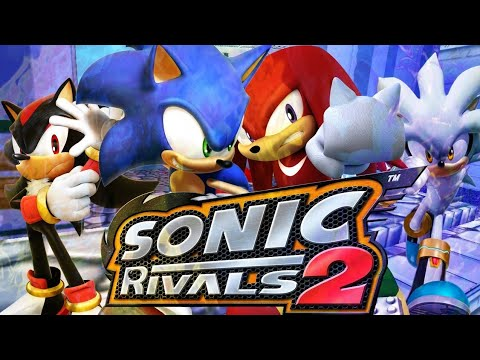 How To Download Sonic Rivals 2 In Android Highly Compressed Youtube