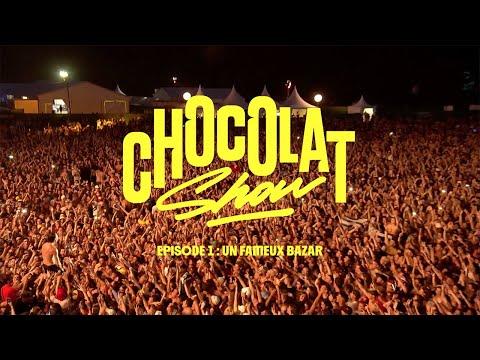Youtube: Roméo Elvis – Chocolat Show épisode 1: un fameux bazar