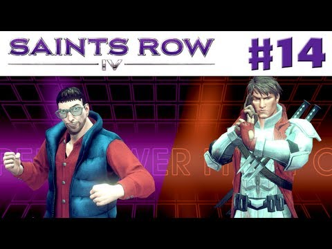 Saints Row IV - Gameplay Walkthrough Part 14 - Super Power Fight Club (PC, Xbox 360, PS3)