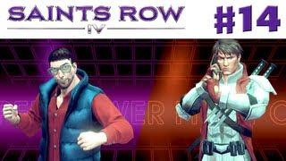 Saints Row IV - Gameplay Walkthrough Part 14 - Super Power Fight Club (PC, Xbox 360, PS3)
