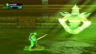 PS3 Longplay [156] Teenage Mutant Ninja Turtles: Turtles in Time Re-Shelled