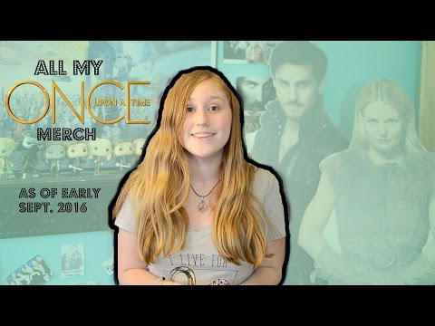 All My OUAT Merch | Margee