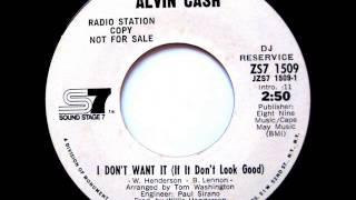 Alvin Cash - I Don
