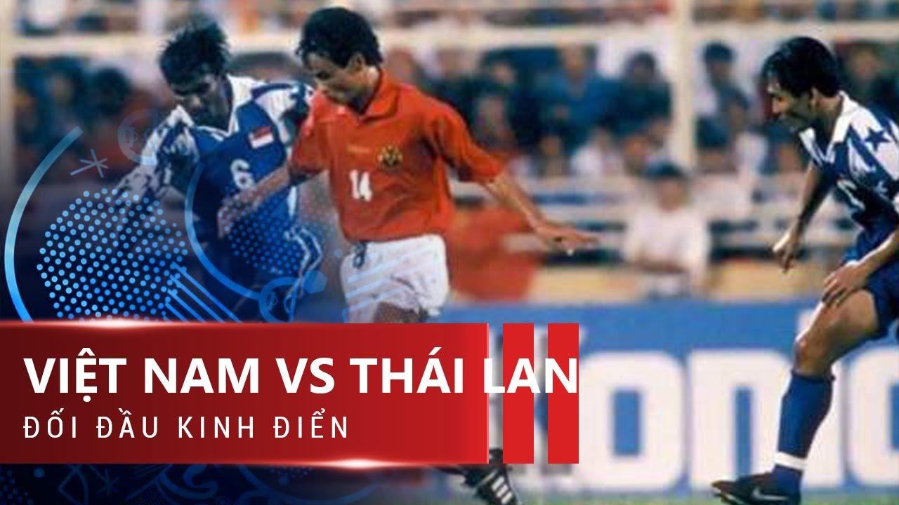 VIỆT NAM 3-0 THÁI LAN | TIGER CUP 1998 | HIGHLIGHTS