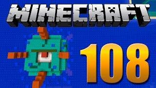 Guardian Gigante - Minecraft Em busca da casa automática #108.