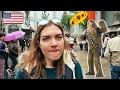 VERBALLY ATTACKED IN HOLLYWOOD 😱  Los Angeles, California, USA Travel Vlog 🇺🇸