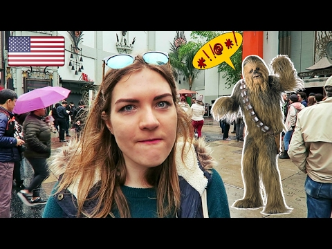 VERBALLY ATTACKED IN HOLLYWOOD 😱  Los Angeles, California, USA Travel Vlog 🇺🇸